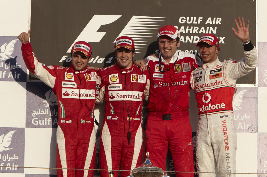 Alonso wins in Bahrain - pics