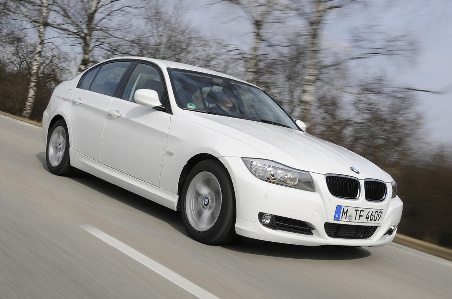 BMW 320d Efficient Dynamics 2010 Review