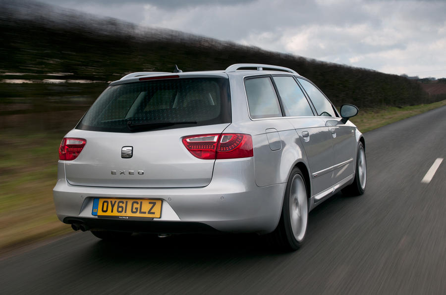 Seat Exeo Sport 20 Tdi Review Autocar