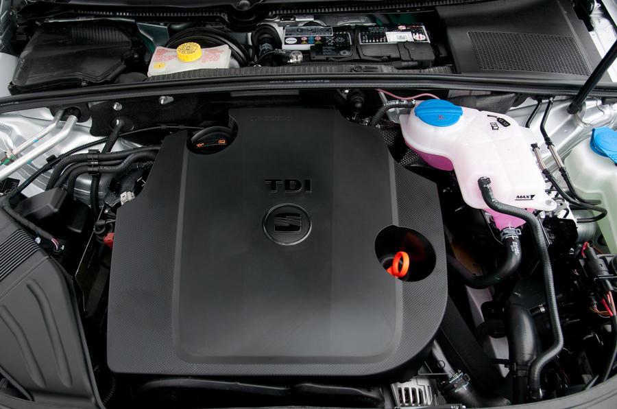 Seat Exeo Sport 2.0 TDI