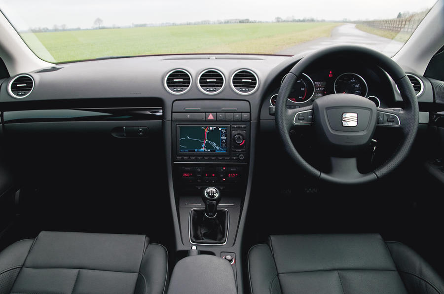 seat exeo sport 2 0 tdi review autocar. Black Bedroom Furniture Sets. Home Design Ideas