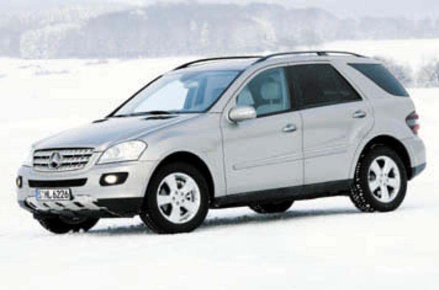 Mercedes-Benz ML 350