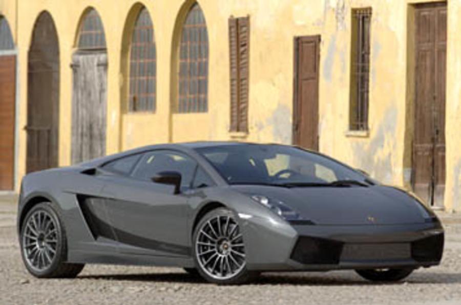 522bhp Lamborghini Gallardo Superleggera