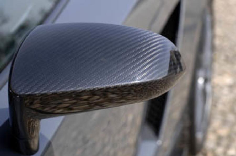 Lamborghini Gallardo Superleggera wing mirror