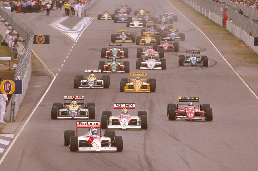 F1 'ponders return of turbos'