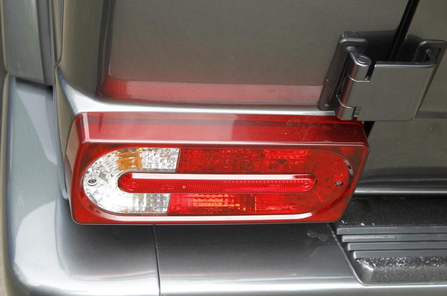 Mercedes G350 CDI