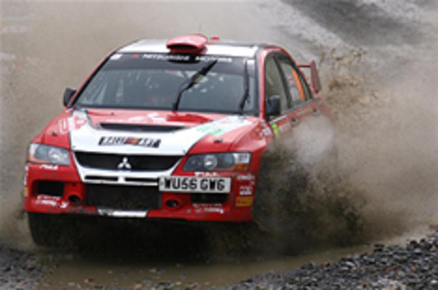 British WRC round under threat