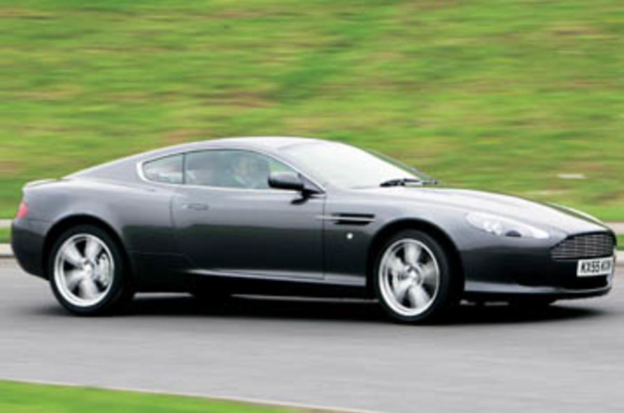 Aston Martin Db9 Sport Review Autocar