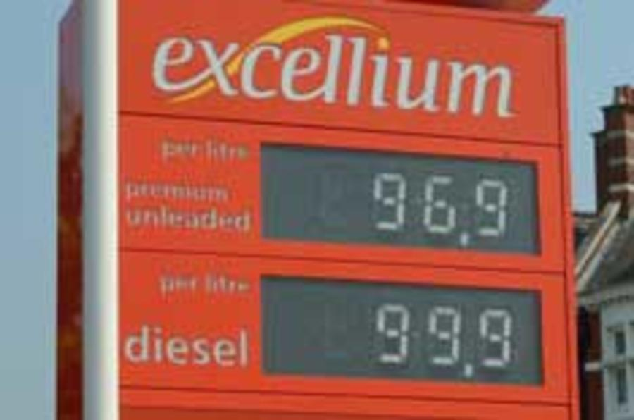 2p rise in fuel tax under fire