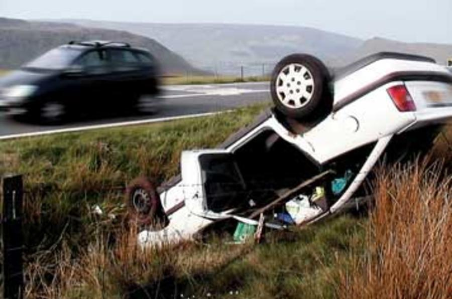 Crackdown on uninsured drivers