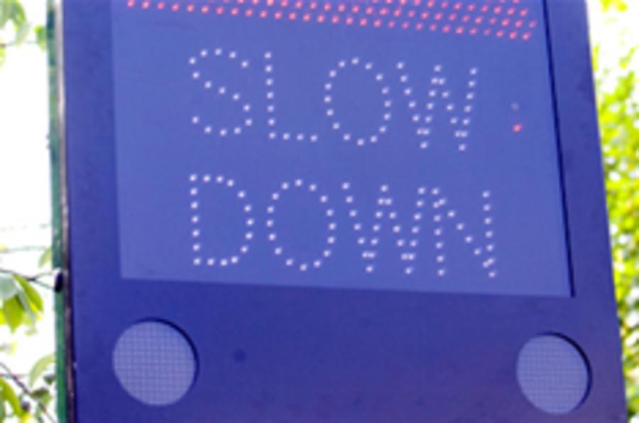 Euro court rejects Brit speeders' case