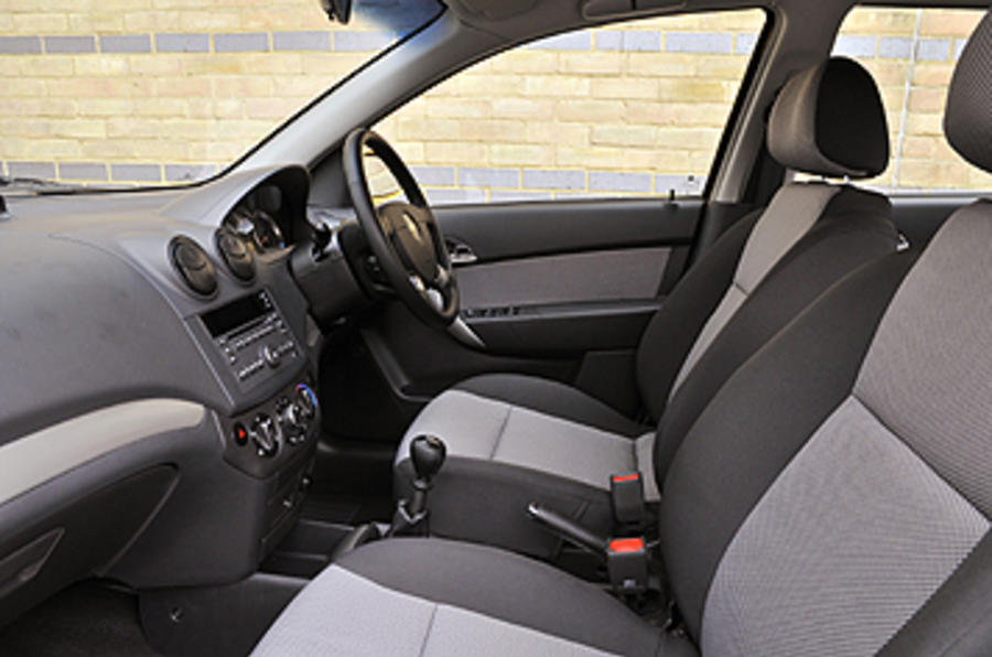 Chevrolet Aveo 1.2 S 5dr