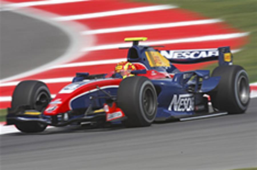 British team set to enter F1