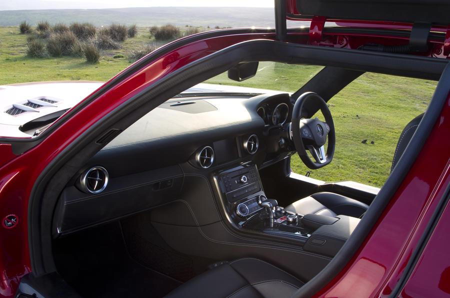Merc SLS vs its supercar rivals