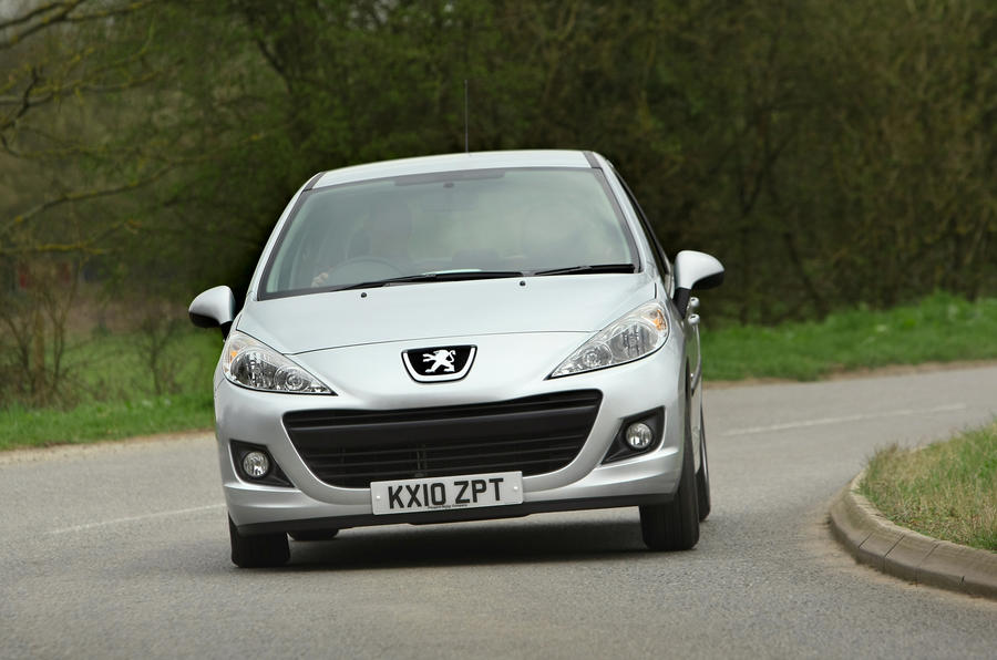 Peugeot 207 1.6 HDi Sport