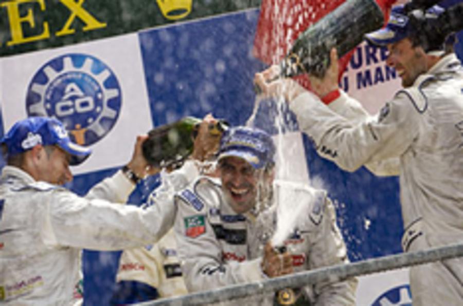 Peugeot wins Le Mans 24 Hours
