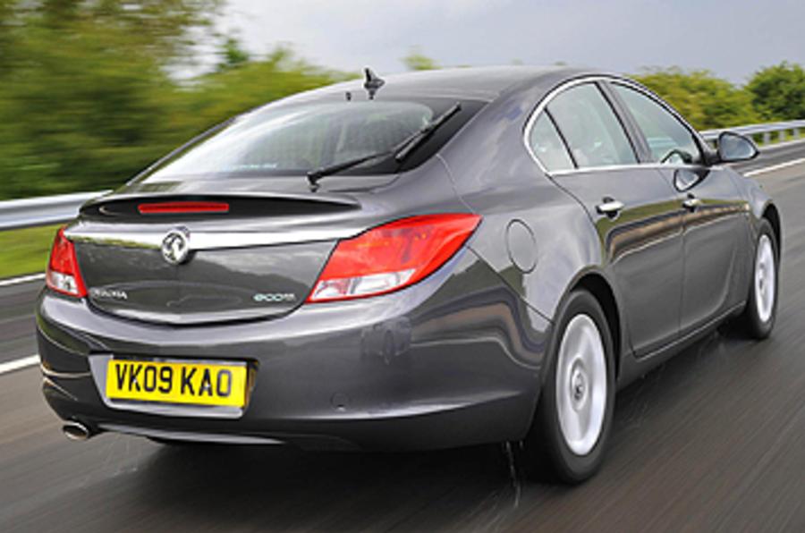 Vauxhall Insignia Ecoflex SE