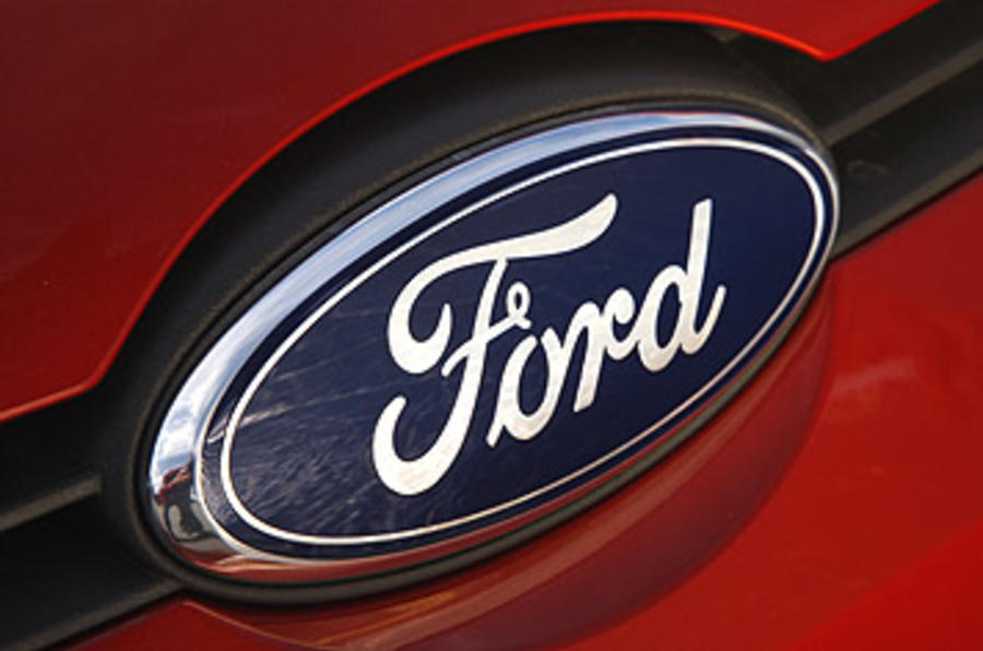 Ford receives $250m loan
