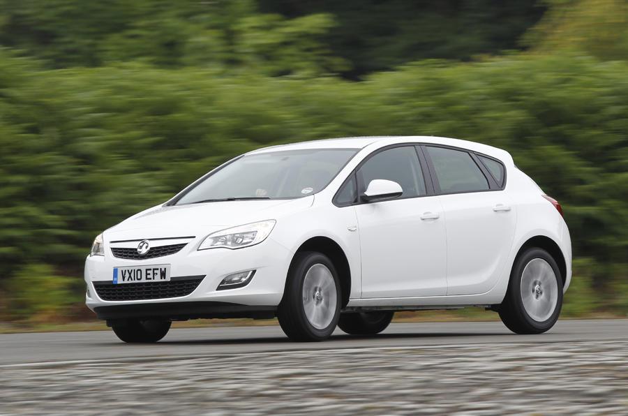 Vauxhall Astra ecoFLEX