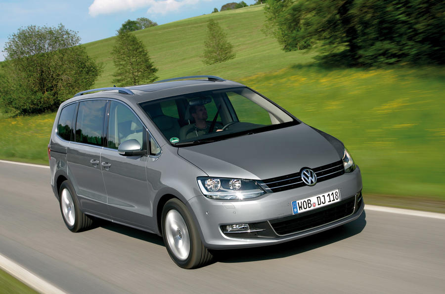 volkswagen sharan 2 0 tdi 140 review autocar. Black Bedroom Furniture Sets. Home Design Ideas
