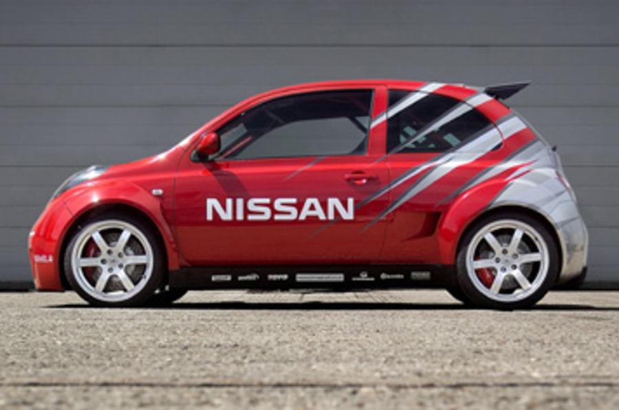 Nissan Car 2005 >> Nissan Micra 350 SR review | Autocar