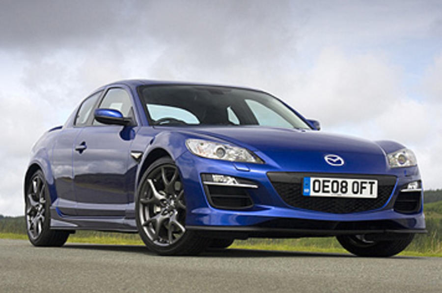 Mazda RX 8 R3 (2003 2012) First Drive Review