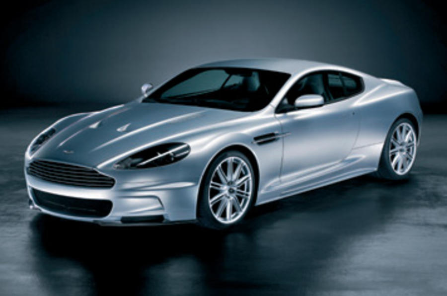 Aston Martin DBS Coupe V First Drive - Aston martin db8 price