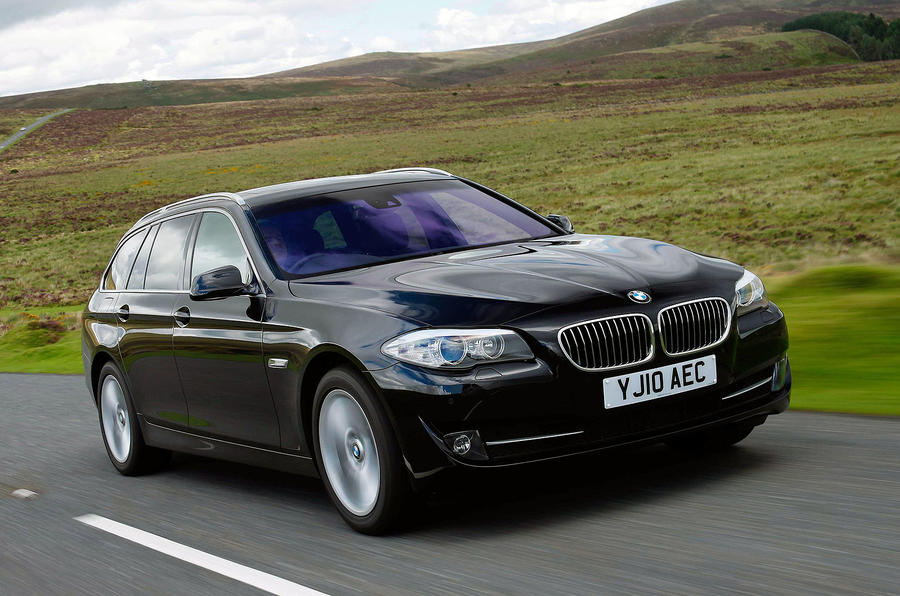 BMW 520d Touring SE