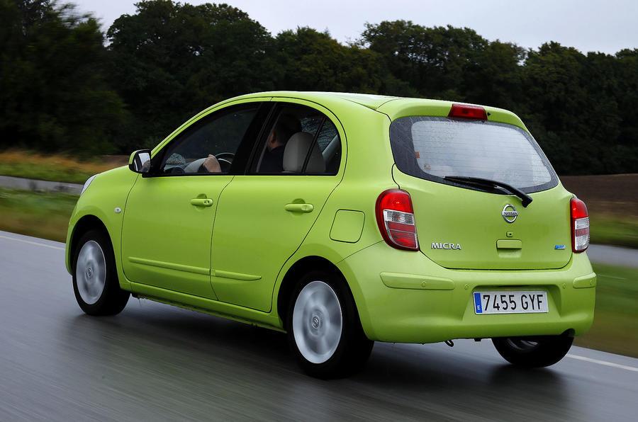 Nissan Micra 1.2