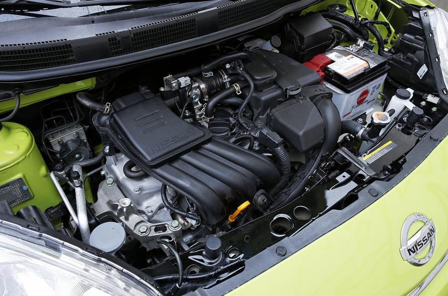 Nissan Micra 1 2 Review Autocar