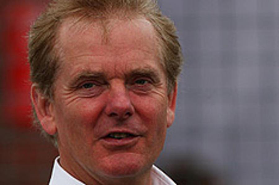 Palmer to run F2 series