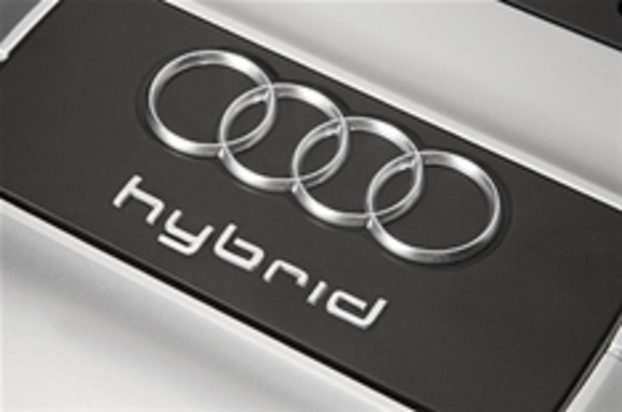 Audi A3 hybrid confirmed