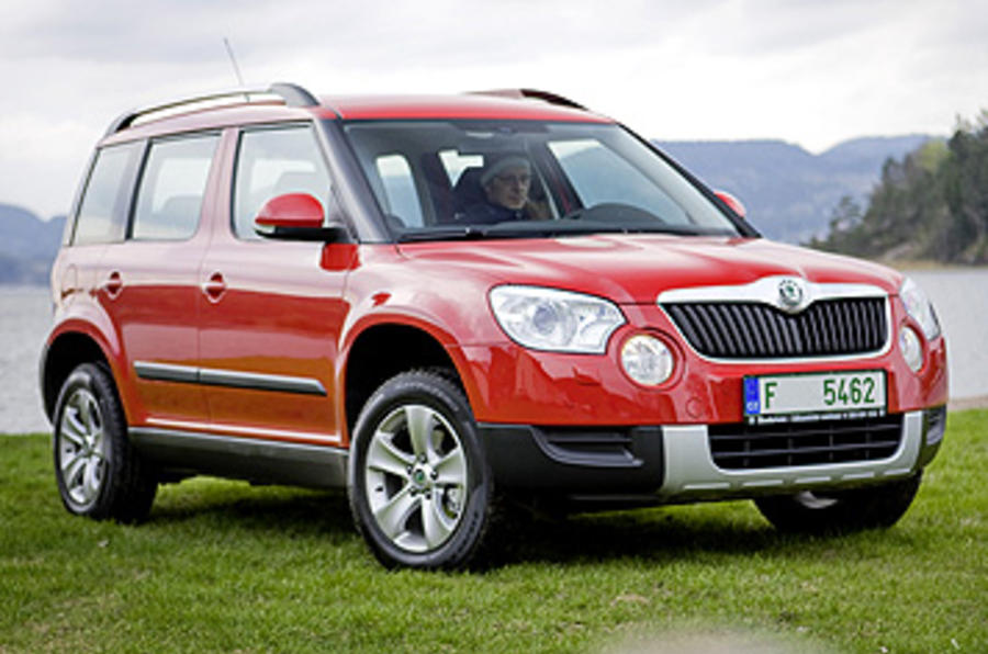 skoda yeti 2 0 tdi cr 140 review autocar. Black Bedroom Furniture Sets. Home Design Ideas