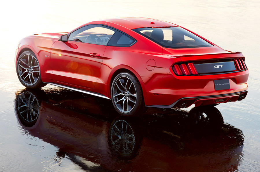 ... 2015 Ford Mustang revealed ... & 2015 Ford Mustang - right-hand drive picture prices specs and ... markmcfarlin.com