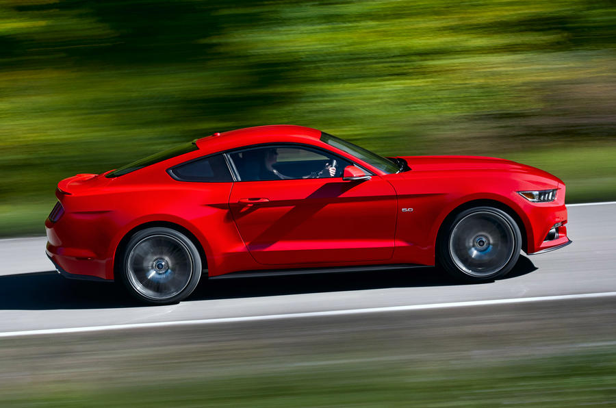 Electric Ford Mustang considered