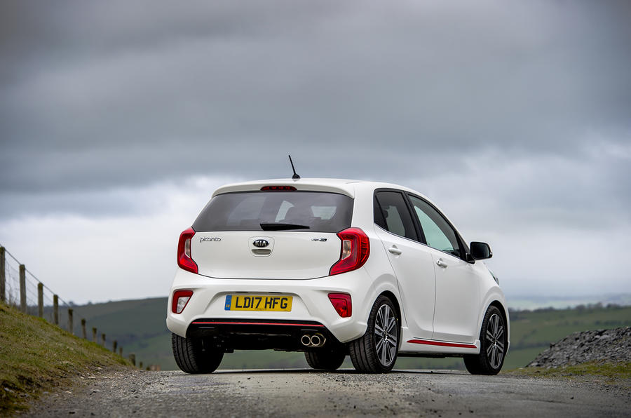 Kia Picanto Review (2019) | Autocar
