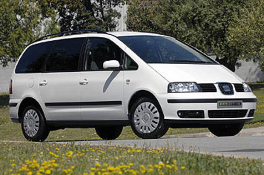 Seat Alhambra 2.0 TDI Ecomotive