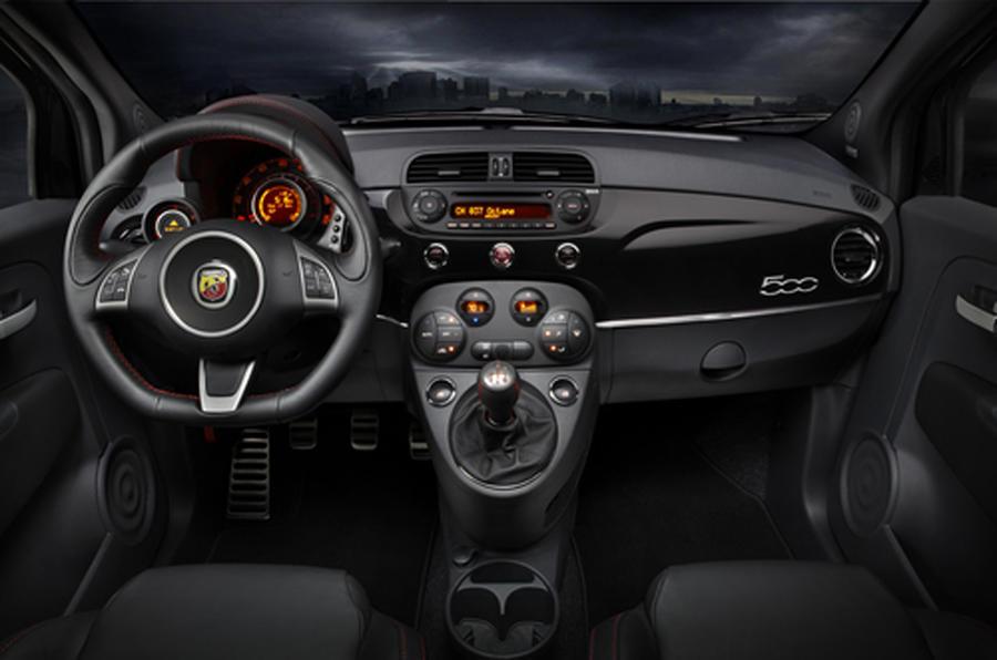 LA motor show: Fiat 500 Abarth