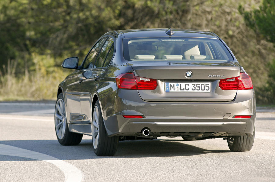 Bmw 3 Series 320d Review Autocar