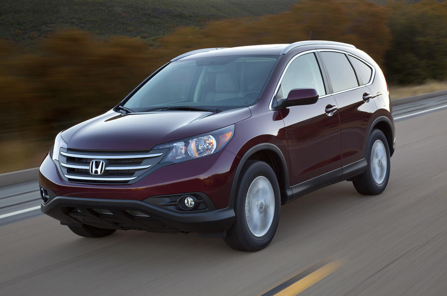 High Quality Honda CR V 2.4 4x4 ...