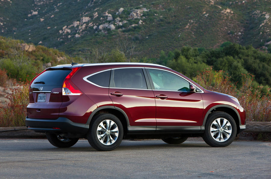 Honda cr v 2 4 4x4 review autocar for Cars like honda crv