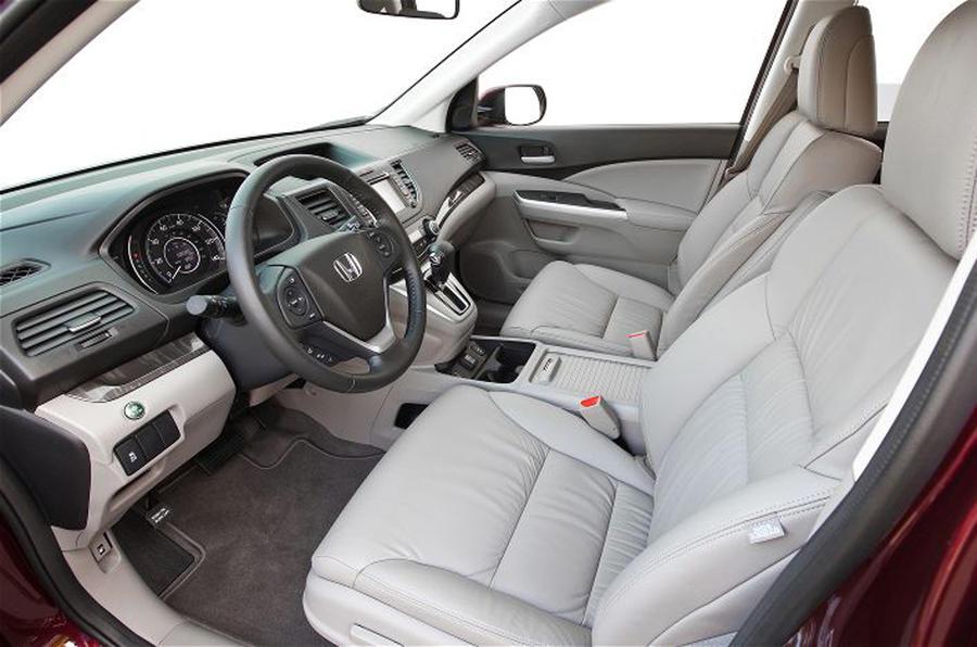 New Honda Pilot >> Honda CR-V 2.4 4x4 review | Autocar