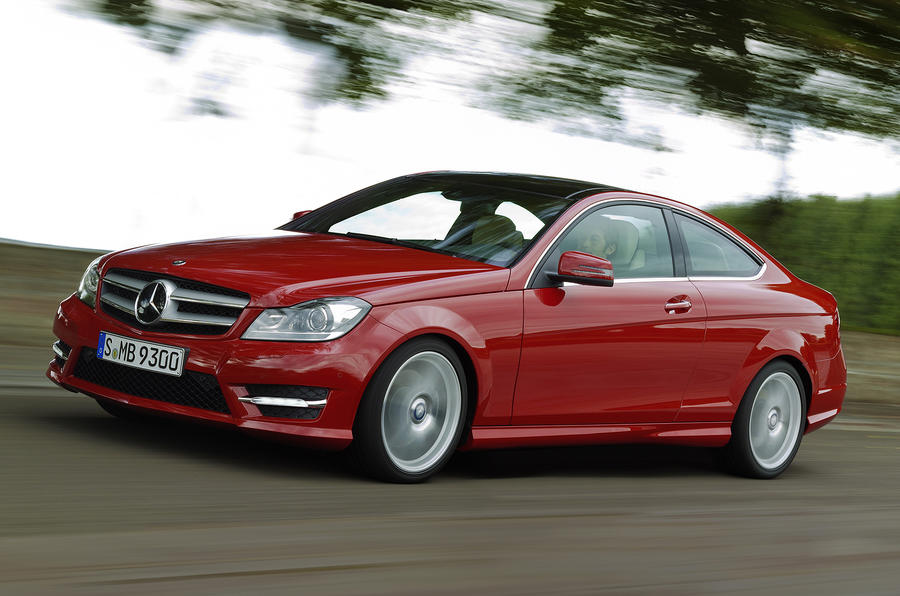 £30,230 Mercedes-Benz C 180 Coupé