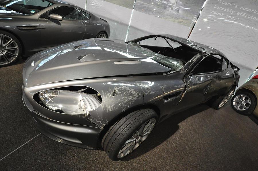 James Bond S Cars On Display At Beaulieu Autocar