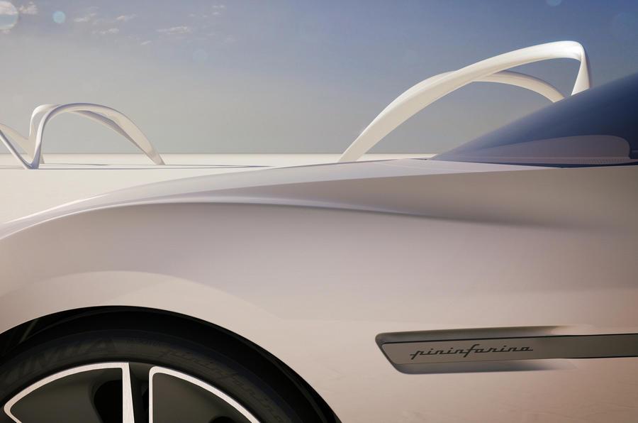 Pininfarina teases with Geneva concept