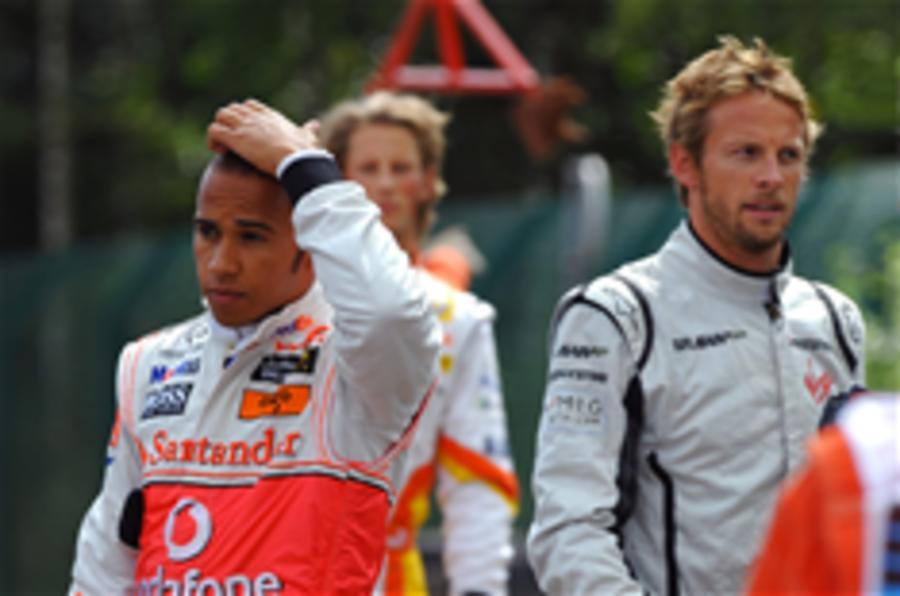 Button joins McLaren