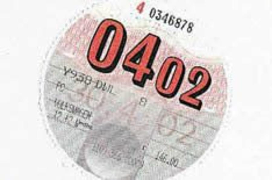 DVLA hits tax dodgers