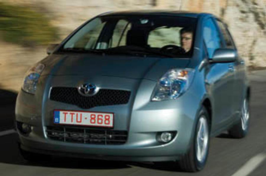 Toyota Yaris 1 4 D 4d Review Autocar