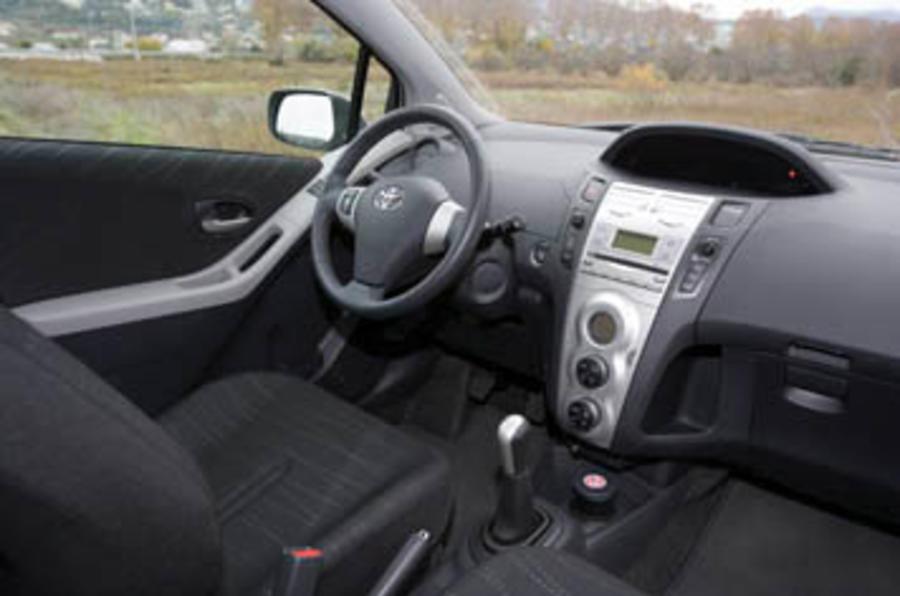 Toyota Yaris 1.4 D-4D
