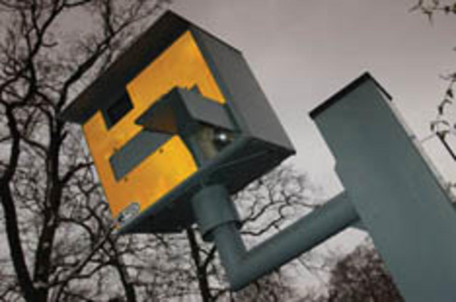 Speed camera law challenged in Europe